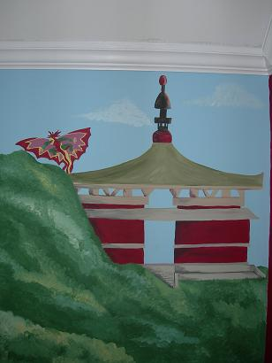 Mural right side